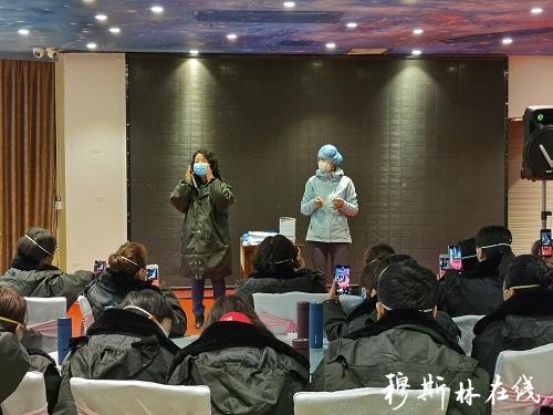 青海首批支援湖北医疗队到达武汉