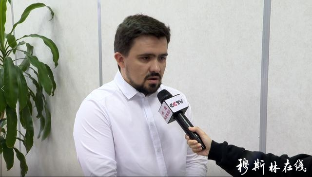俄罗斯媒体向中央广播电视总台捐赠5万只口罩