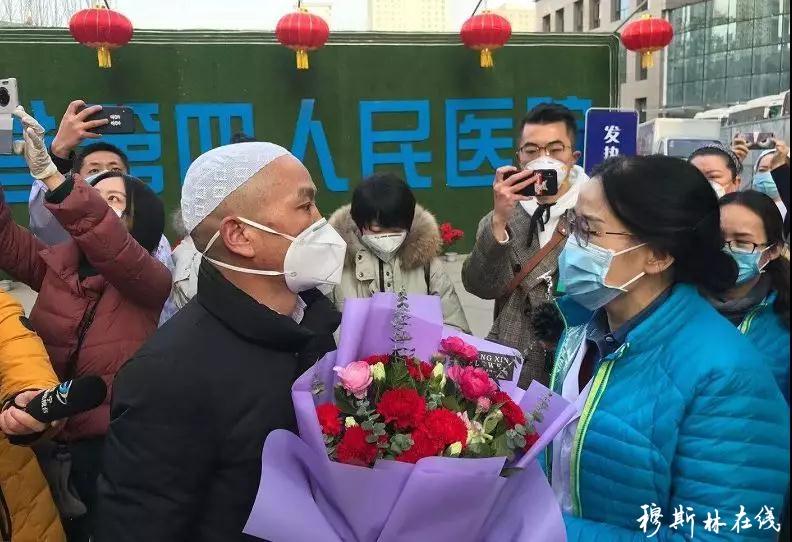 青海3名新型冠状病毒感染的肺炎患者治愈出院