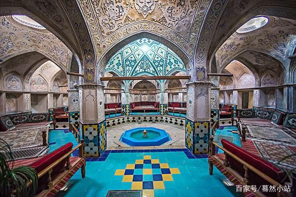 穆斯林养生系列-奇妙的土耳其浴