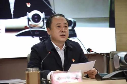 吴德军任青海省民宗委党组书记